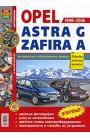 Автомобили Opel Astra G, Zafira A (1998-2006). Эксплуатация, обслуживание, ремонт