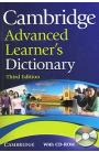 Cambridge Advanced Learner's Dictionary (+ CD-ROM)