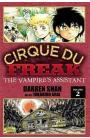 Cirque Du Freak: The Manga, Volume 2: The Vampire's Assistant