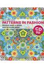 Patterns in Fashion / Dessins dans la mode / Muster in der Mode (+ CD-ROM)