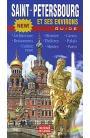 Saint-Petersbourg et es environs: Guide